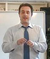 イタリア語講師 Giovanni Gallo (ジョバンニ・ガッロ)